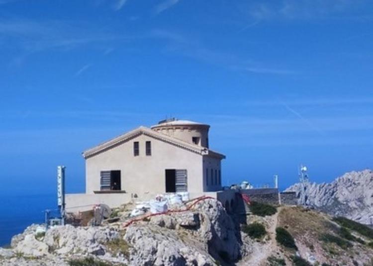 Visite Du Sémaphore De Callelongue à Marseille