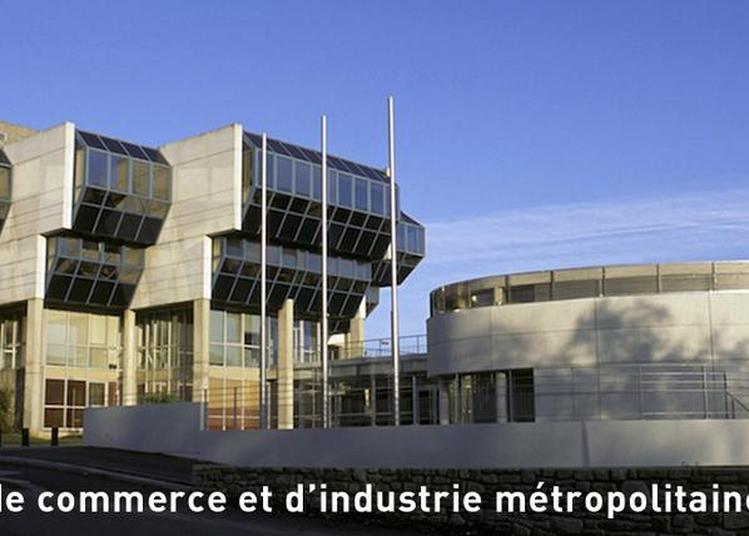 Visite du siège de la chambre de commerce et d'industrie de Brest
