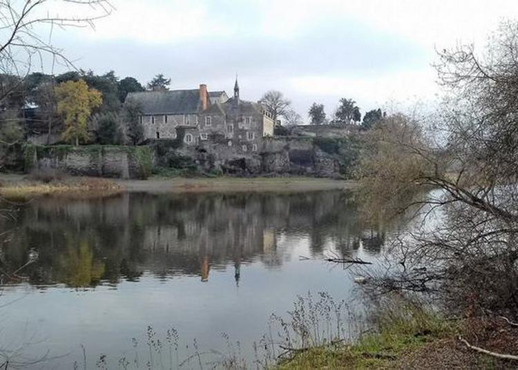 Visite Du Site De L'ancien Couvent De La Baumette à Angers