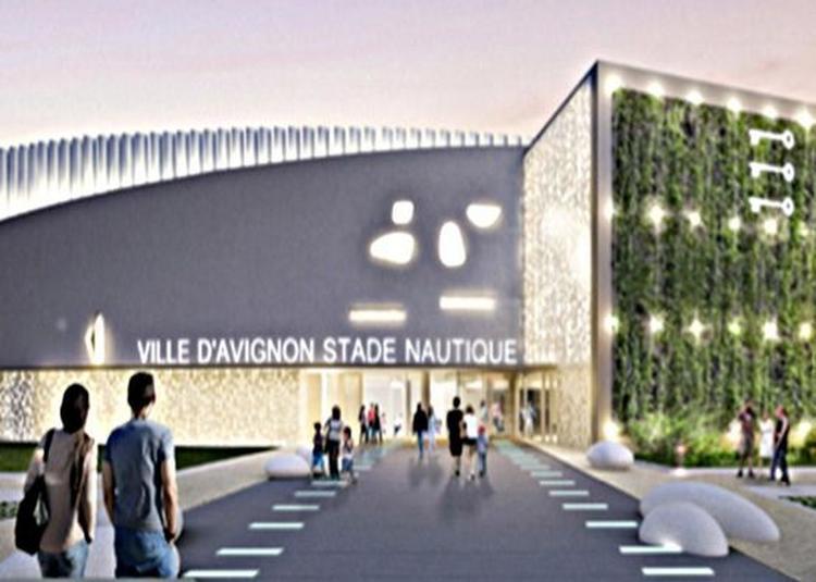 Visite Du Stade Nautique à Avignon
