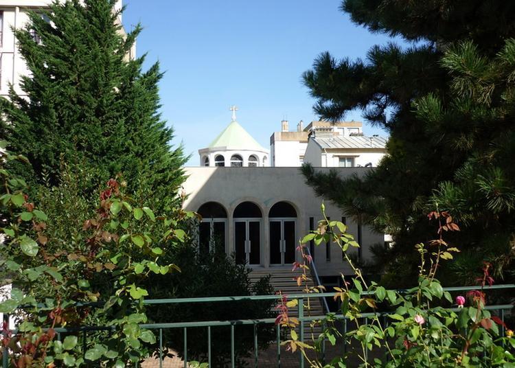 Visite Du Temple De L'Église évangélique Arménienne à Issy les Moulineaux