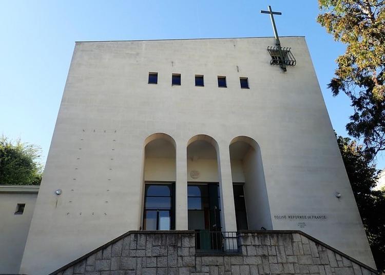 Visite Du Temple Protestant à Nantes