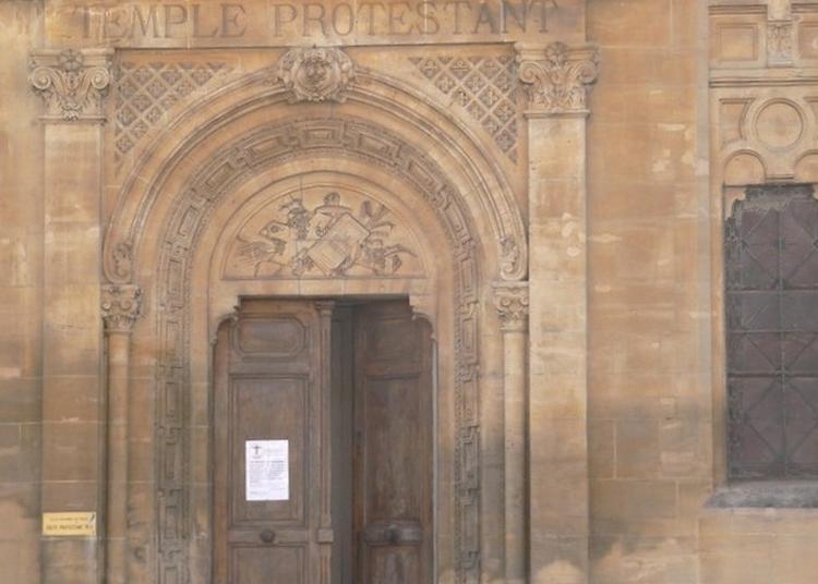Visite Du Temple Protestant De Charleville-mézières à Charleville Mezieres