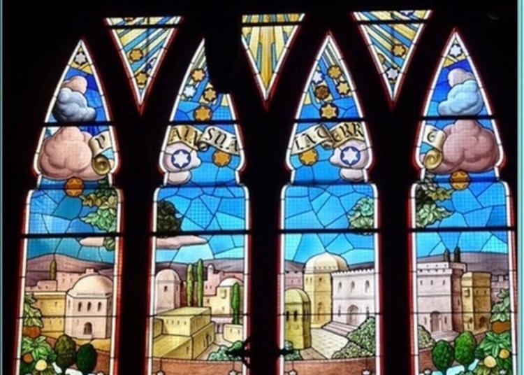 Visite Du Temple Protestant De Levallois-perret à Levallois Perret
