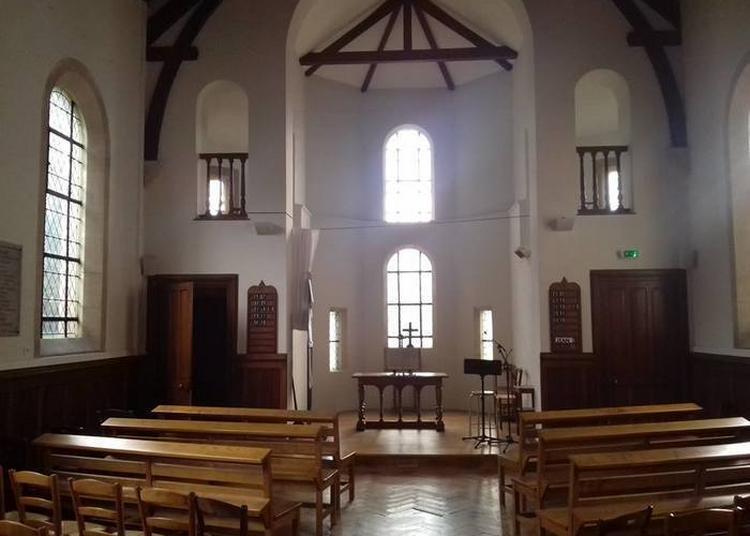 Visite Du Temple Protestant De Poissy