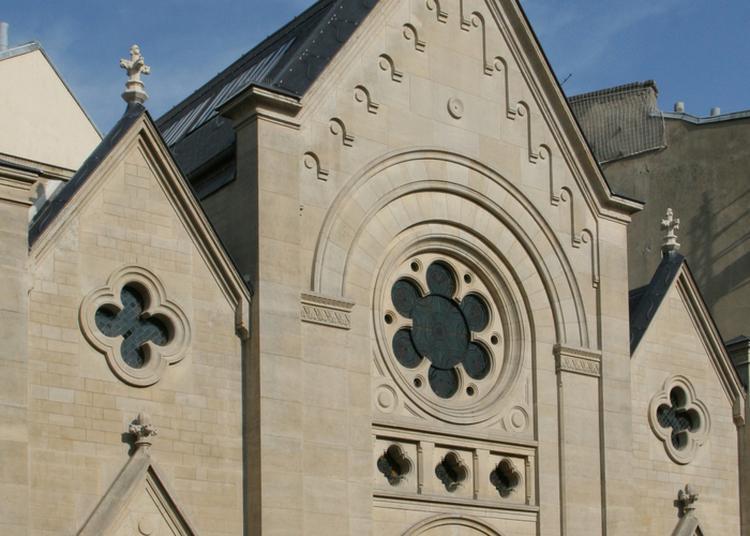 Visite Du Temple Protestant De Versailles