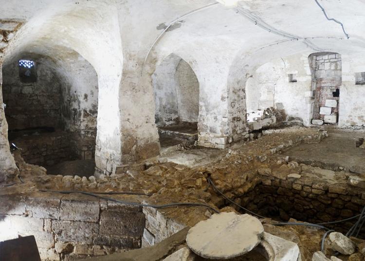 Visite Du Temple Protestant Et De La Crypte Saint-pèlerin à Auxerre