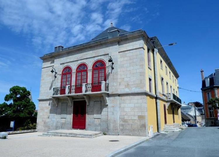 Visite Du Théâtre à Gueret