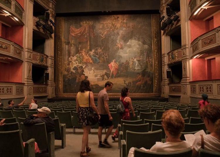 Visite Du Théâtre Charles Dullin à Chambery