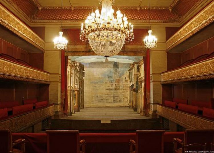 Visite Du Théâtre Louis-philippe à Compiegne