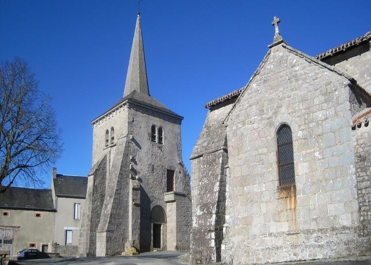 Visite Du Village à Toulx sainte Croix