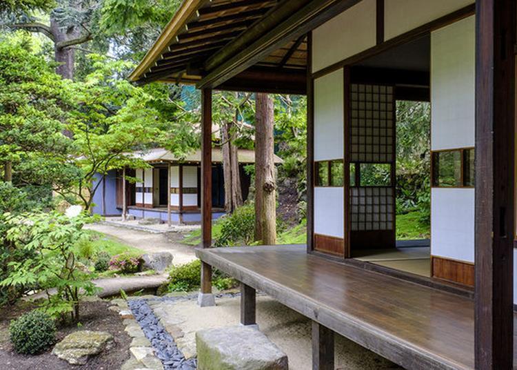 Visite Du Village Japonais : Patrimoine Et Restauration à Boulogne Billancourt