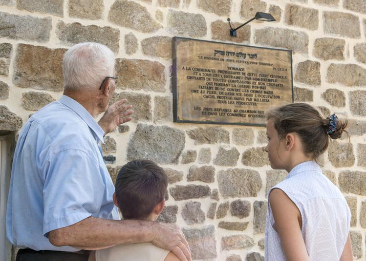 Visite Du Village Le Chambon-sur-lignon Autour De La Thématique Du « Partage ». à Le Chambon sur Lignon