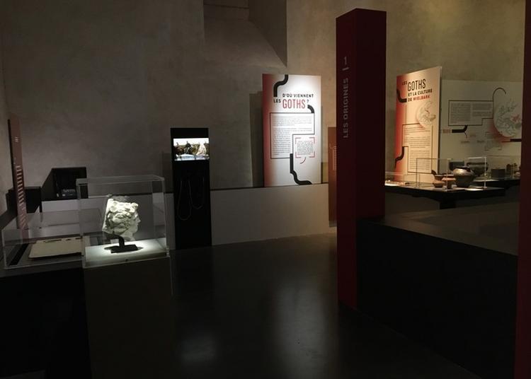 Visite éclair Les Wisigoths 1, Les Barbares Dans La Bd à Toulouse