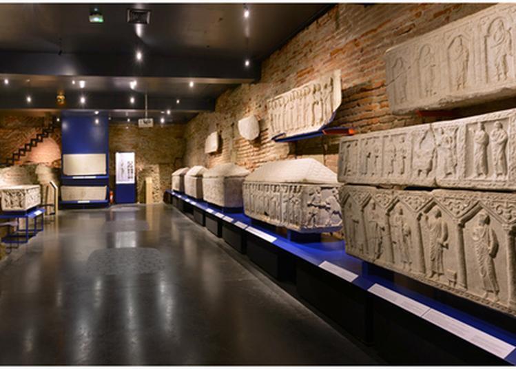 Visite éclair Papotages Autour Des Sarcophages à Toulouse