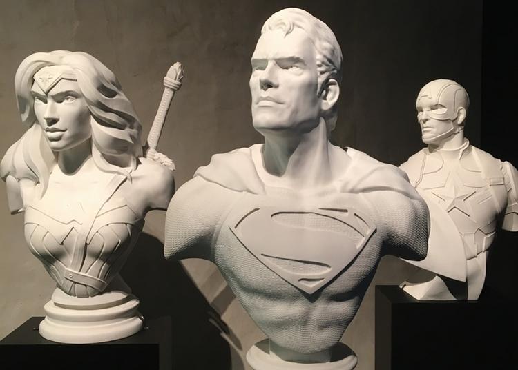 Visite éclair Superman, Un Hercule Moderne à Toulouse