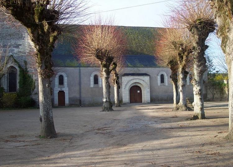 Visite Eglise à Briollay