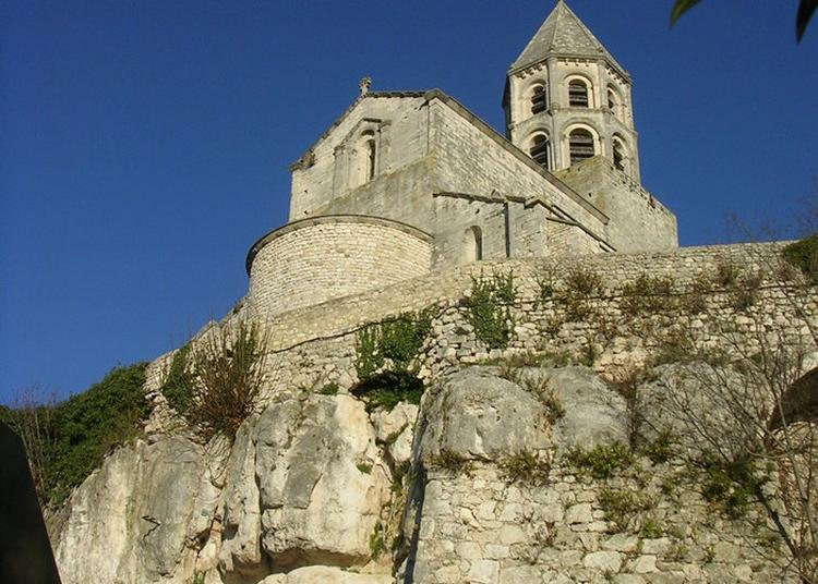 Visite église Saint-michel De La Garde-adhémar à La Garde Adhemar