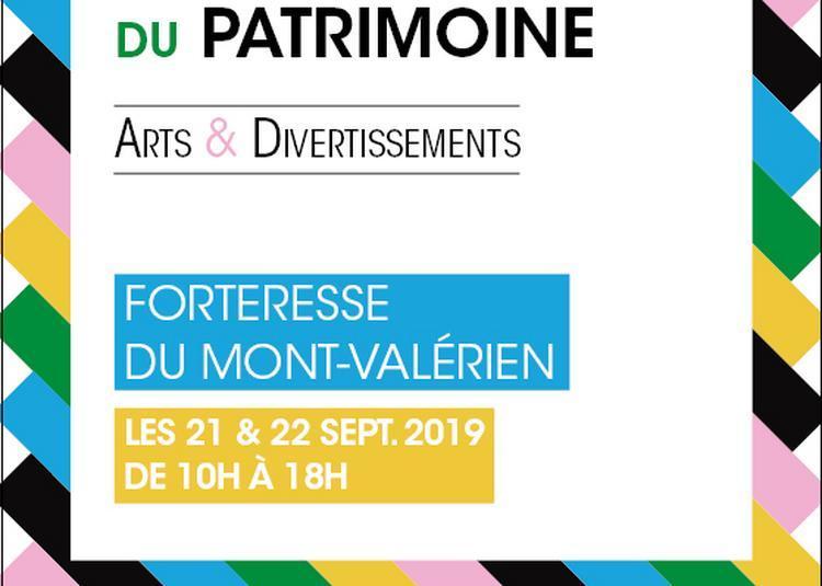 Visite en langue des signes française au mémorial du Mont-Valérien à Suresnes