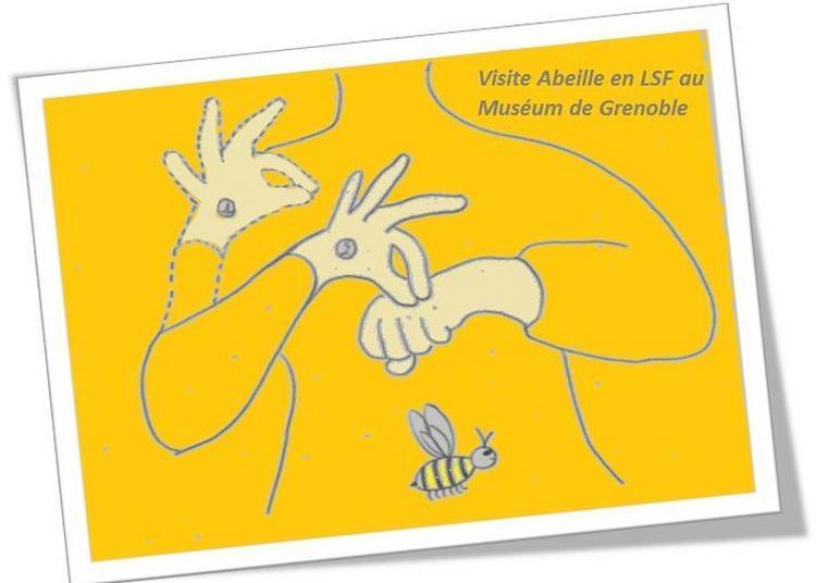 Visite En Langue Des Signes Française : Les Abeilles à Grenoble