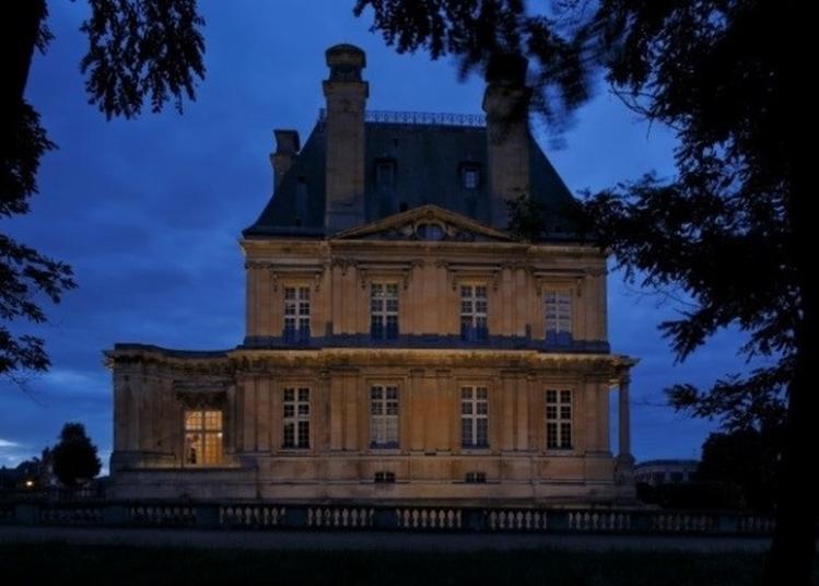 Visite En Musique Du Château De Maisons à Maisons Laffitte