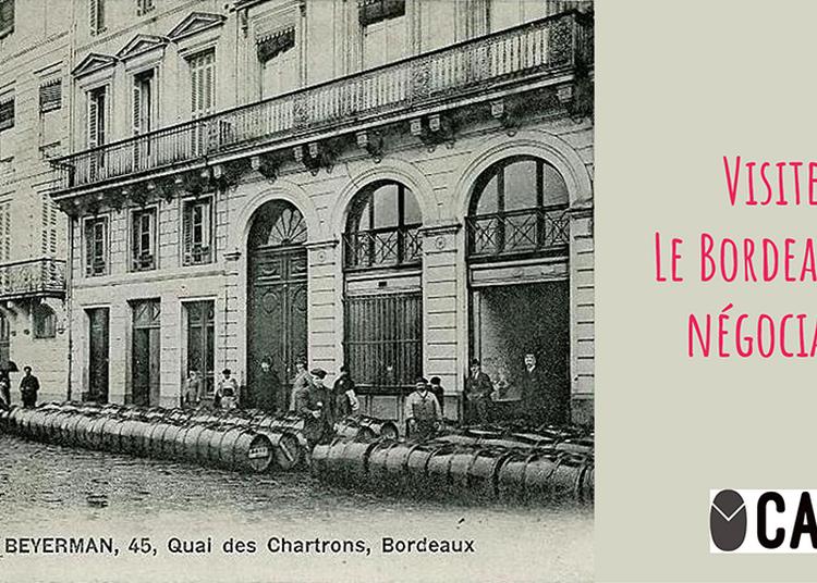 Visite en ville : le Bordeaux des négociants à Cenon