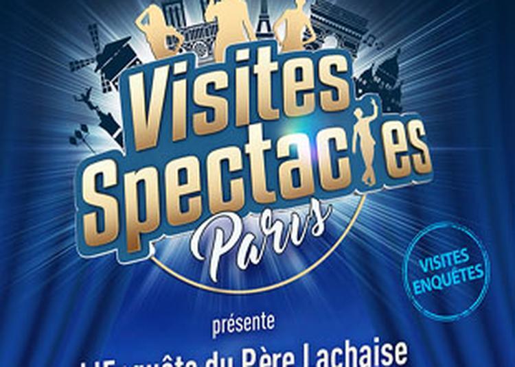Visite-Enquete Du Pere-Lachaise à Paris 20ème