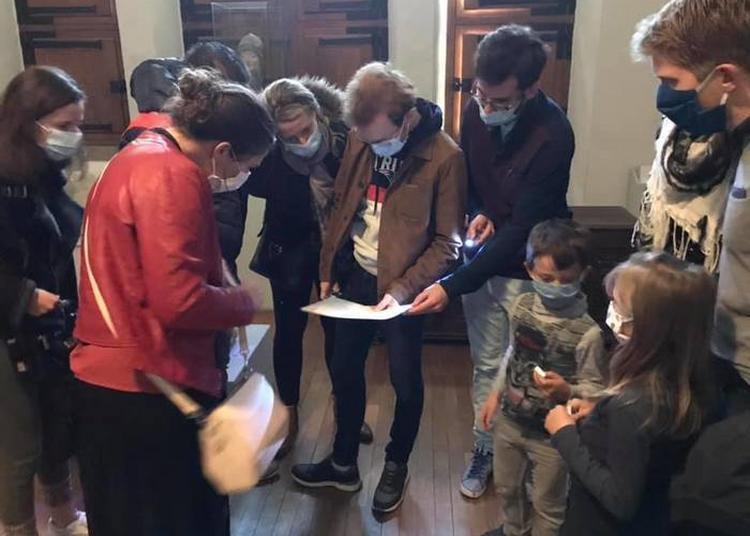 Visite-enquête : Les Coins Sombres De L'hôtel Cabu à Orléans