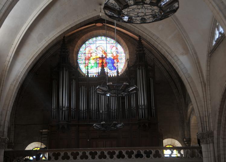Visite Et Animations à L'église Saint-thomas à Suresnes