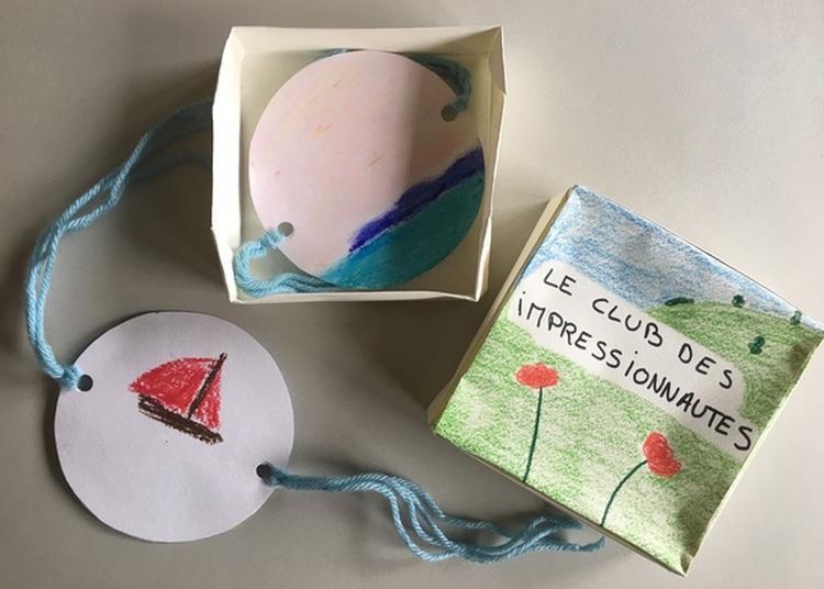 Visite Et Atelier Jeune Public : Le Club Des Impressionnautes à Giverny