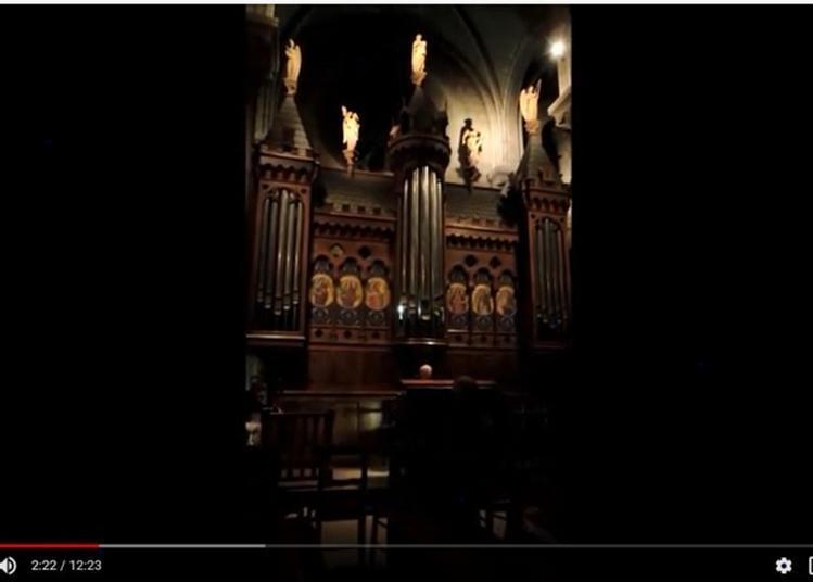 Visite Et Audition De L'orgue Historique De Notre-dame-de-toutes-joies à Nantes