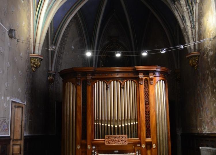 Visite Et Concert : Découverte De L'orgue Dans L'ancienne Chapelle Du Palais épiscopal à Annecy