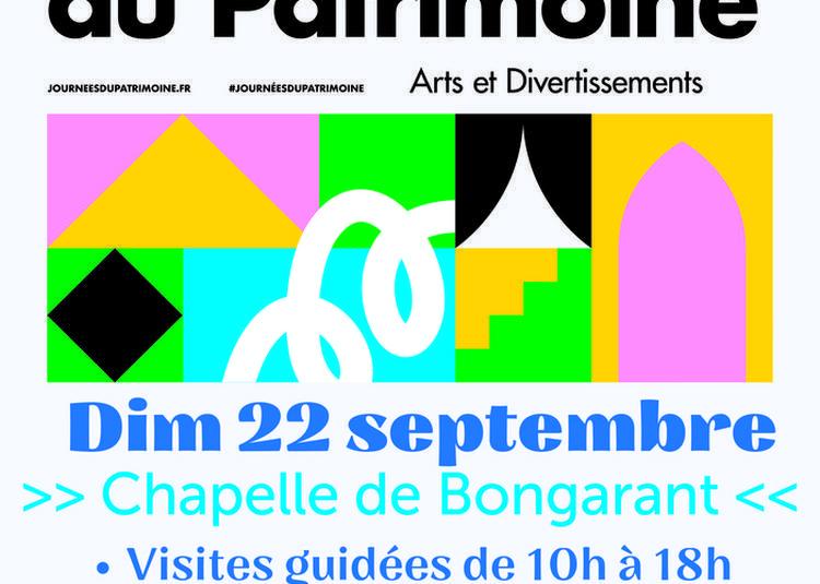 Visite Et Concerts Chapelle De Bongarant à Sautron