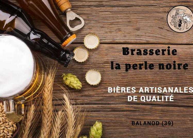 Visite Et Dégustation À La Brasserie La Perle Noire à Balanod