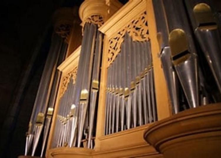 Visite Et Démonstration De L'orgue  Notre-dame De Talant