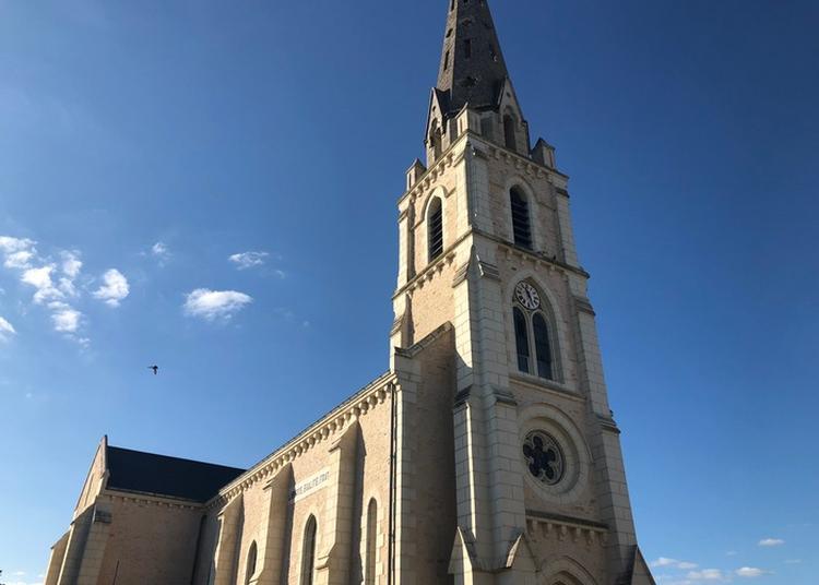 Visite Et Expositions à L'église De Sainte-verge à Sainte Verge