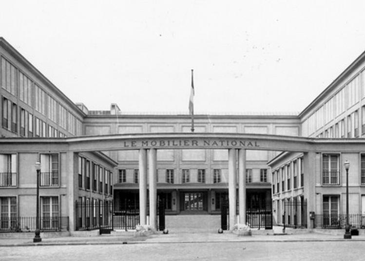Visite Exceptionnelle De La Cour Du Mobilier National - Architecte Auguste Perret (1937) à Paris 13ème
