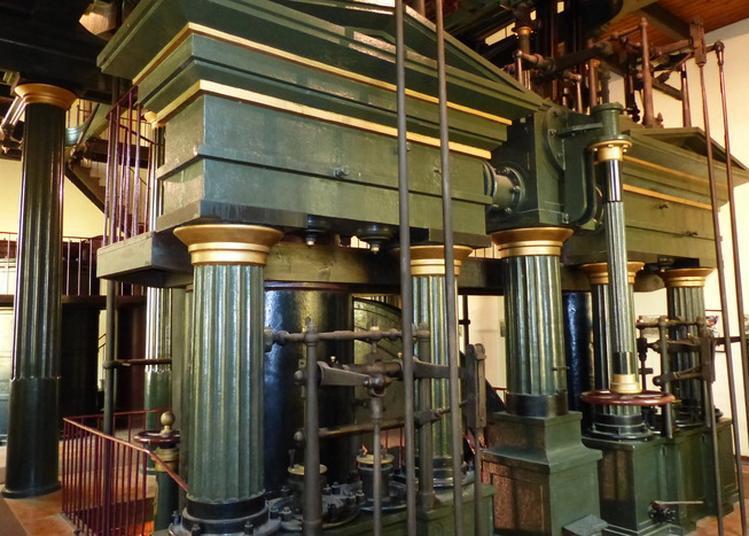 Visite Exceptionnelle De La Machine De Watt ! à Fumel