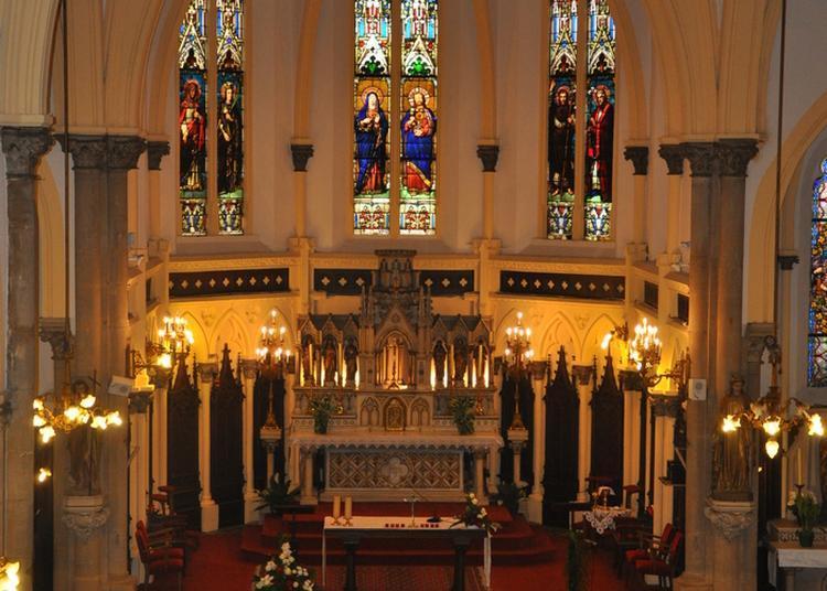 Visite, Exposition Et Audition D'orgue à Uckange