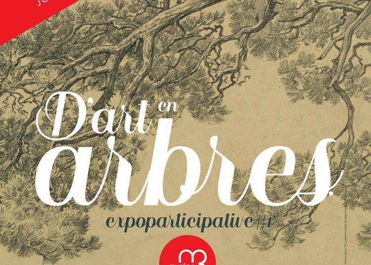 Visite-express De L'exposition D'art En Arbres à Brest
