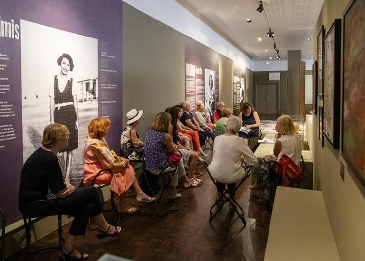 Visite-express De L'exposition La Vraie Vie Est Ailleurs ! à Brest