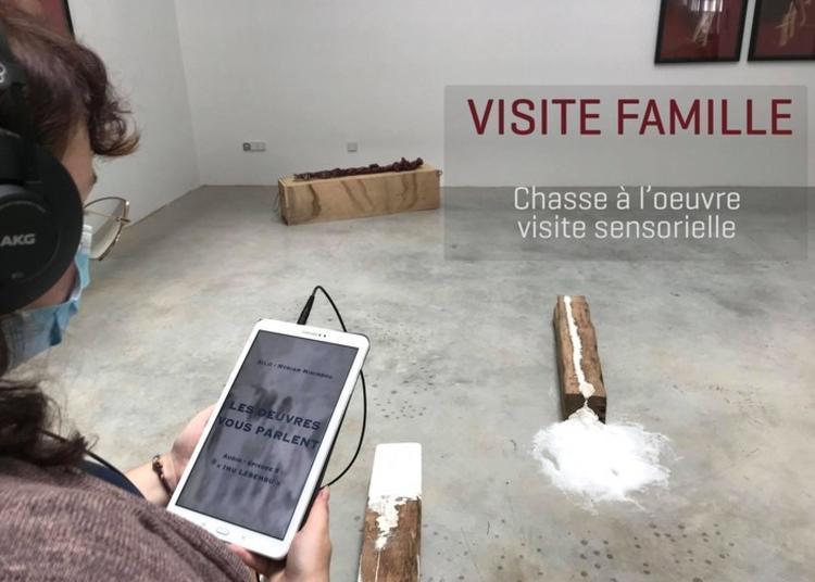 Visite Famille - Chasse à L'oeuvre Et Visite Sensorielle à Bourges