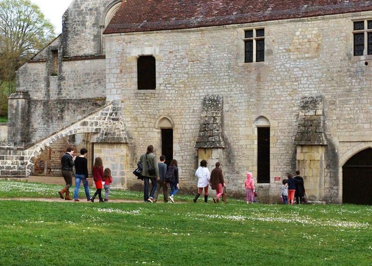 Visite Famille - Raconte-moi Le Jardin Au Moyen Age à Bruere Allichamps