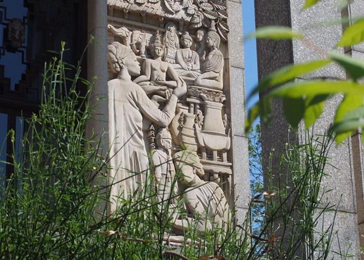 Visite Faune Et Flore Au Palais De La Porte Dorée à Paris 12ème
