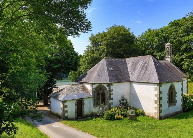 Visite Flash, Chapelle Saint-léger, Riec-sur-bélon à Riec sur Belon