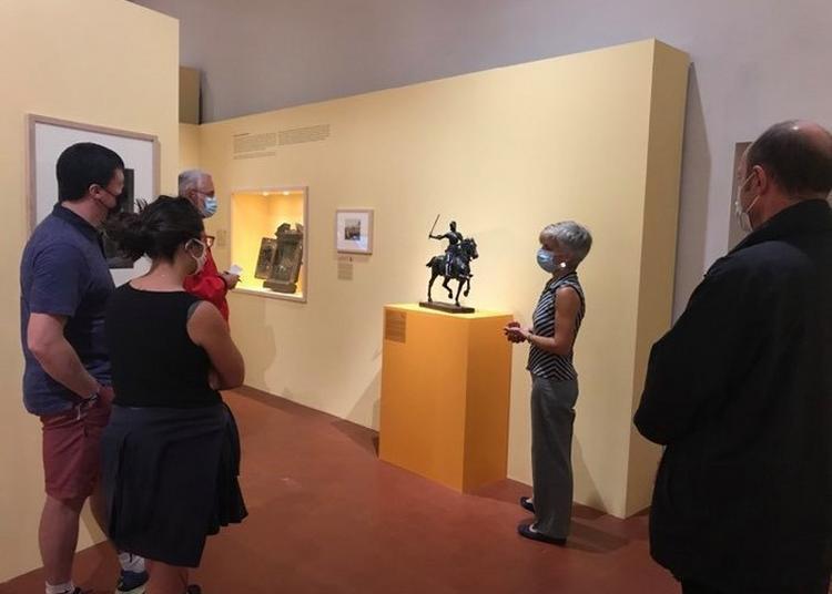 Visite Flash De L'exposition «jeanne D'arc, Héroïne Populaire» à Orléans