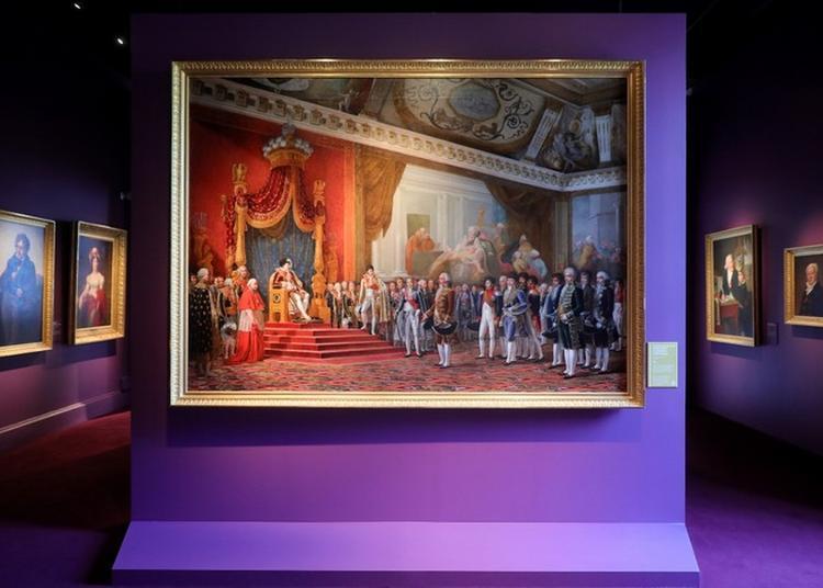 Visite Flash De L'exposition Napoléon, Images De La Légende à Arras