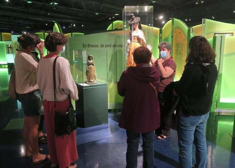 Visite Flash Des Collections Du Domaine Des Saveurs à Saint Cyr sur Menthon