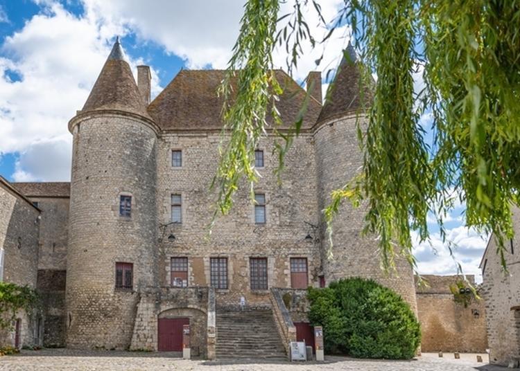 Visite Flash Des Extérieurs Du Château à Nemours