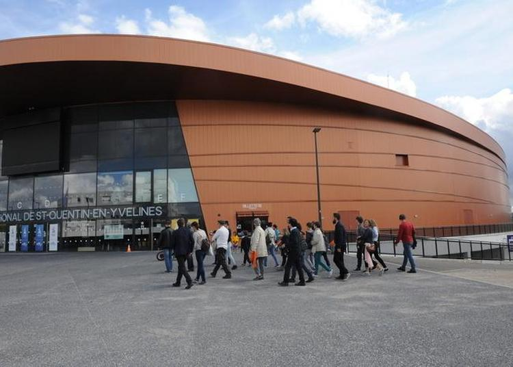 Visite Flash Du Vélodrome National De Saint-quentin-en-yvelines à Montigny le Bretonneux